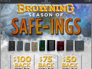 browning-safe-sale