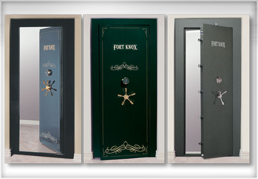 Fort Knox Vault Doors Features & Fort Knox Vault Doors - The Safe House Nashville TN