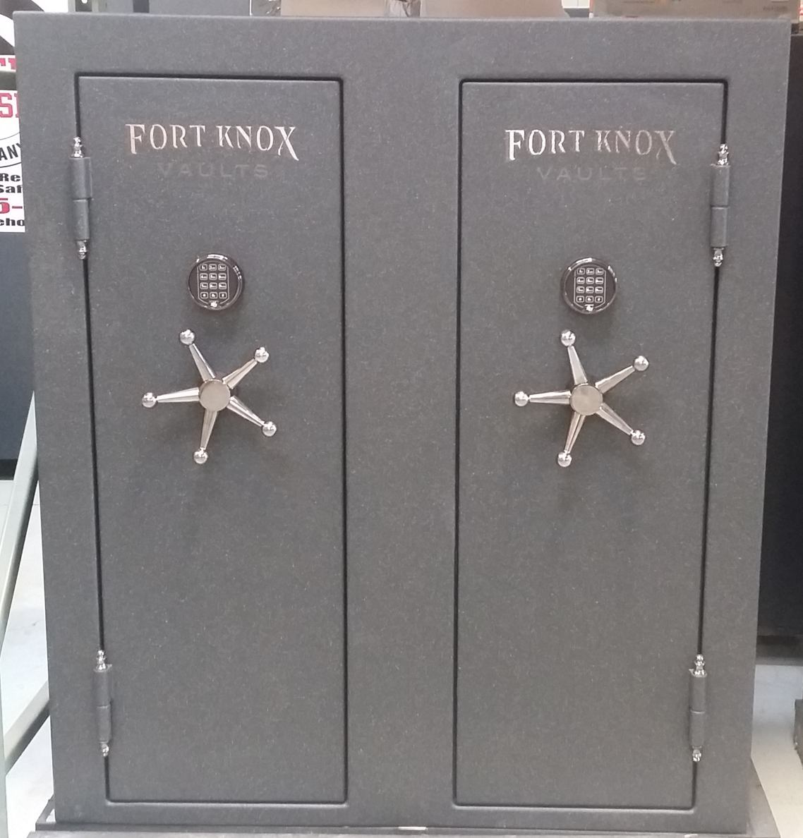 Fort Knox Defender 6052 Double Door Gun And Jewelry Safe