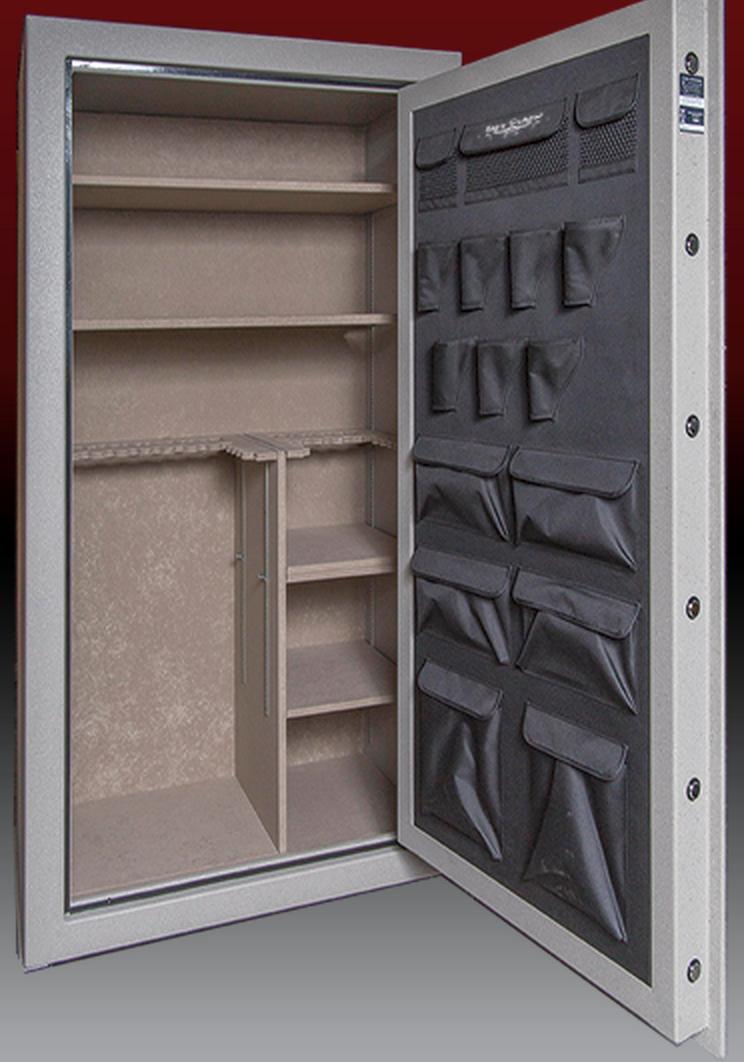 gun product gp td b safe organizer doors prop all defense guns door st total s