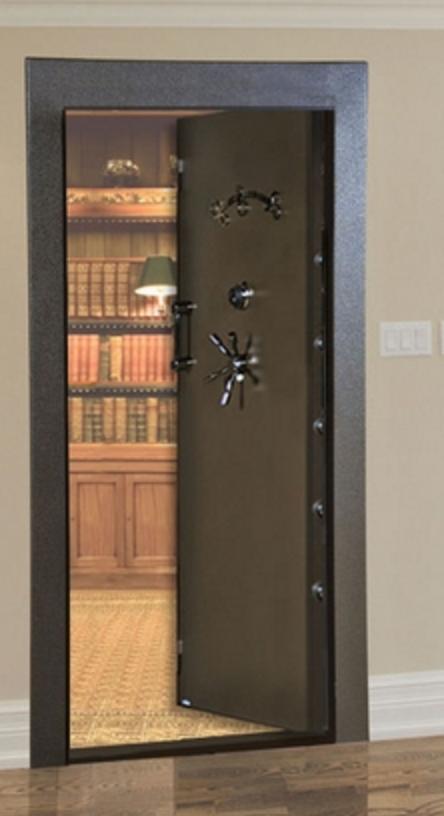 Amsec In Swing Vault Door The Safe House Nashville Tn