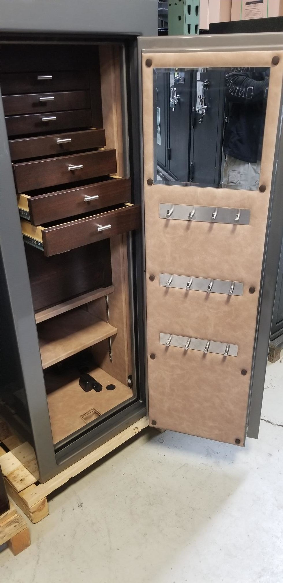 Fort Knox Jewelry Safes - NEW Models - Just Arrived - The